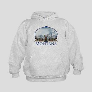 Montana Kids Hoodie