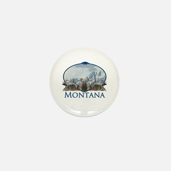 Montana Mini Button