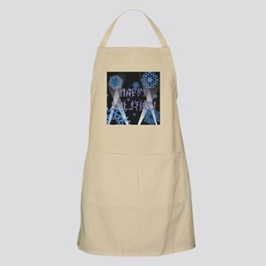 Happy Solstice Apron