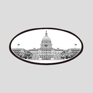 U.S. Capitol Building Art Patches