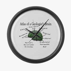 Professions 2011 Large Wall Clock