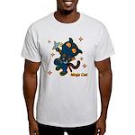 Ninja cat Light T-Shirt