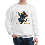 Ninja cat Sweatshirt