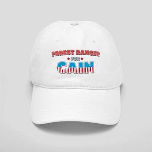 Forest ranger for Cain Cap