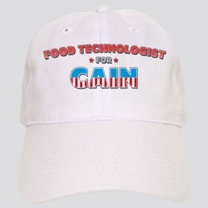 Food technologist for Cain Cap
