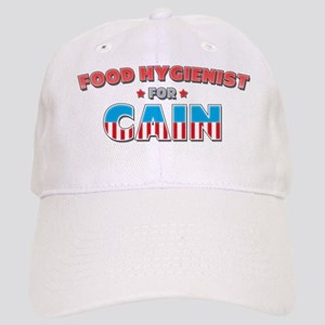 Food hygienist for Cain Cap