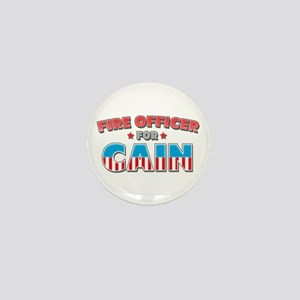 Fire officer for Cain Mini Button