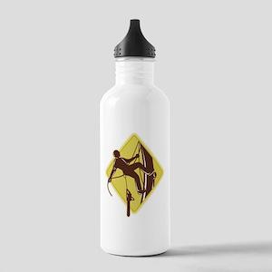 arborist tree surgeon Stainless Water Bottle 1.0L