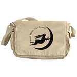 Witch Hare Messenger Bag