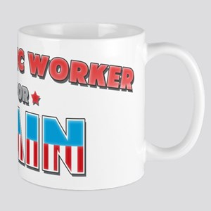 Domestic Worker for Cain Mug