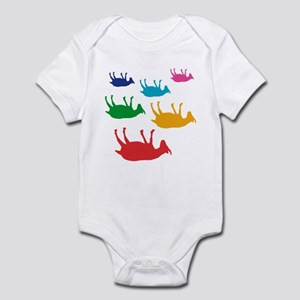 1fb1f0ccc0d Rainbow Goat Baby Clothes   Accessories - CafePress