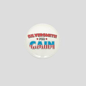 Silversmith for Cain Mini Button