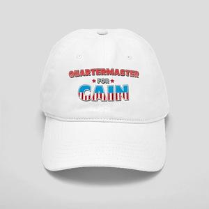 Quartermaster for Cain Cap