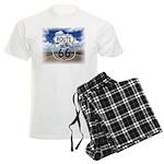 Rt. 66 Men's Light Pajamas