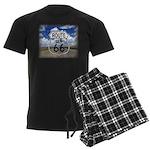 Rt. 66 Men's Dark Pajamas
