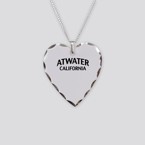 Atwater California Necklace Heart Charm