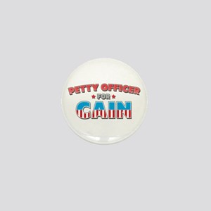 Petty officer for Cain Mini Button