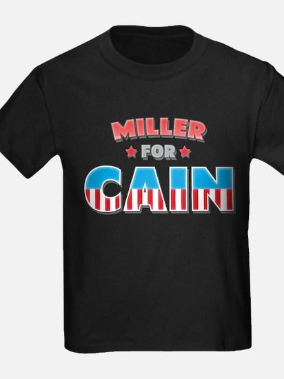 Miller for Cain T