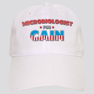 Microbiologist for Cain Cap