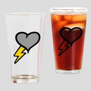Thunder Heart (weather symbol Drinking Glass