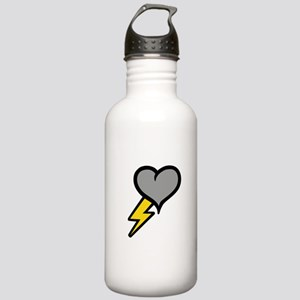 Thunder Heart (weather symbol Stainless Water Bott
