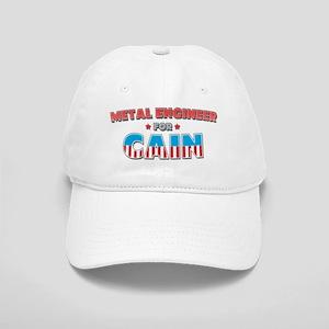 Metal engineer for Cain Cap