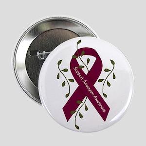 """Aneurysm Awareness Ribbon (Me 2.25"""" Button (1"""