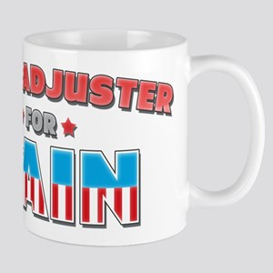 Loss adjuster for Cain Mug