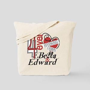 4-ever Breaking Dawn Tote Bag