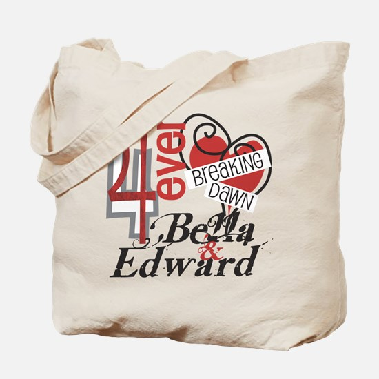 4-ever Breaking Dawn Tote Bag