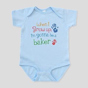 Kids Future Baker Infant Bodysuit