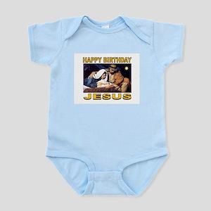 HONOR CHRISTMAS Infant Bodysuit
