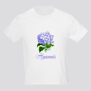 Hyannis Hydrangeas Kids Light T-Shirt