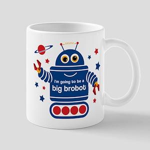 Robot Future Big Brother Mug