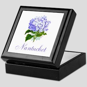 Nantucket Hydrangeas Keepsake Box