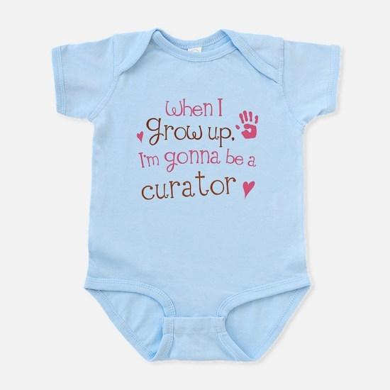 Kids Future Curator Infant Bodysuit