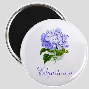 Edgartown Hydrangeas Magnet
