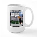 Official Sleepytown Beagles Cartoon, Large Mugs