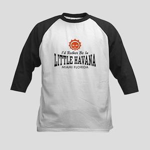 Little Havana Fl Kids Baseball Jersey