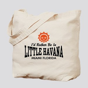 Little Havana Fl Tote Bag