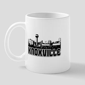 Knoxville Skyline Mug