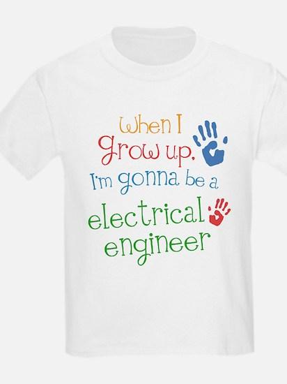 Kids Future Electrical Engineer T-Shirt