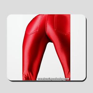 Red Bum 2 Mousepad