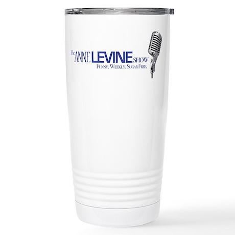 Anne Levine Show Stainless Steel Travel Mug