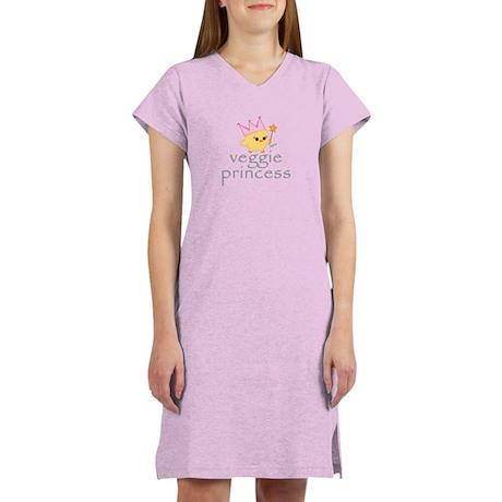 Veggie Princess Women's Nightshirt