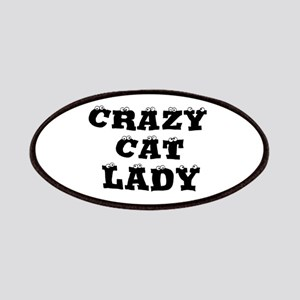 Crazy Cat Lady Patches