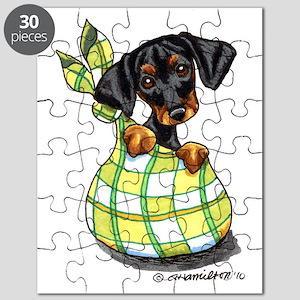 Doberman Pinscher Lover Puzzle