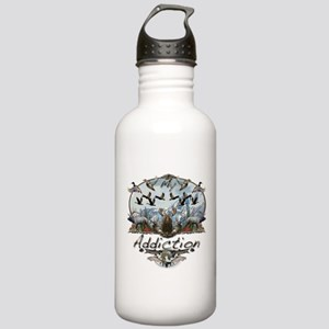My Addiction Stainless Water Bottle 1.0L