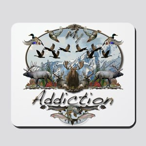 My Addiction Mousepad
