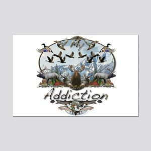 My Addiction Mini Poster Print